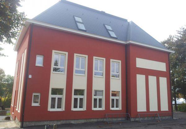 Hergenrath Sanierung der Gemeindeschule1
