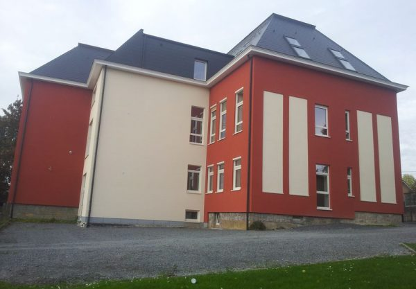 Hergenrath Sanierung der Gemeindeschule2