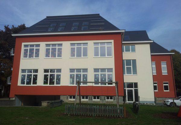 Hergenrath Sanierung der Gemeindeschule3